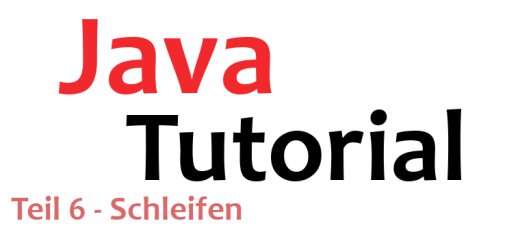 Java-Tutorial Teil 6 Logo
